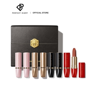 Perfect Diary Ultimate Royal Well-selected Lipstick Gift Set 8pcs