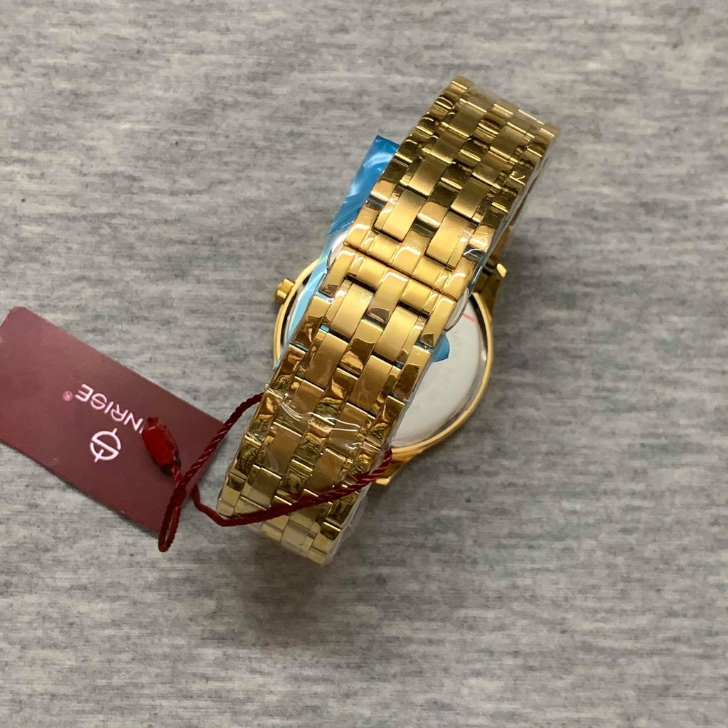 Đồng hồ Sunrise Nam chính hãng M1222G.T - kính saphire chống trầy - bảo hành 1 năm đ
