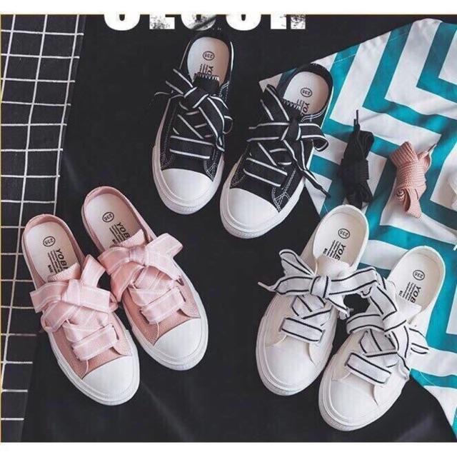 Giày SỤC HOT full size 35 - 39 Mã 204