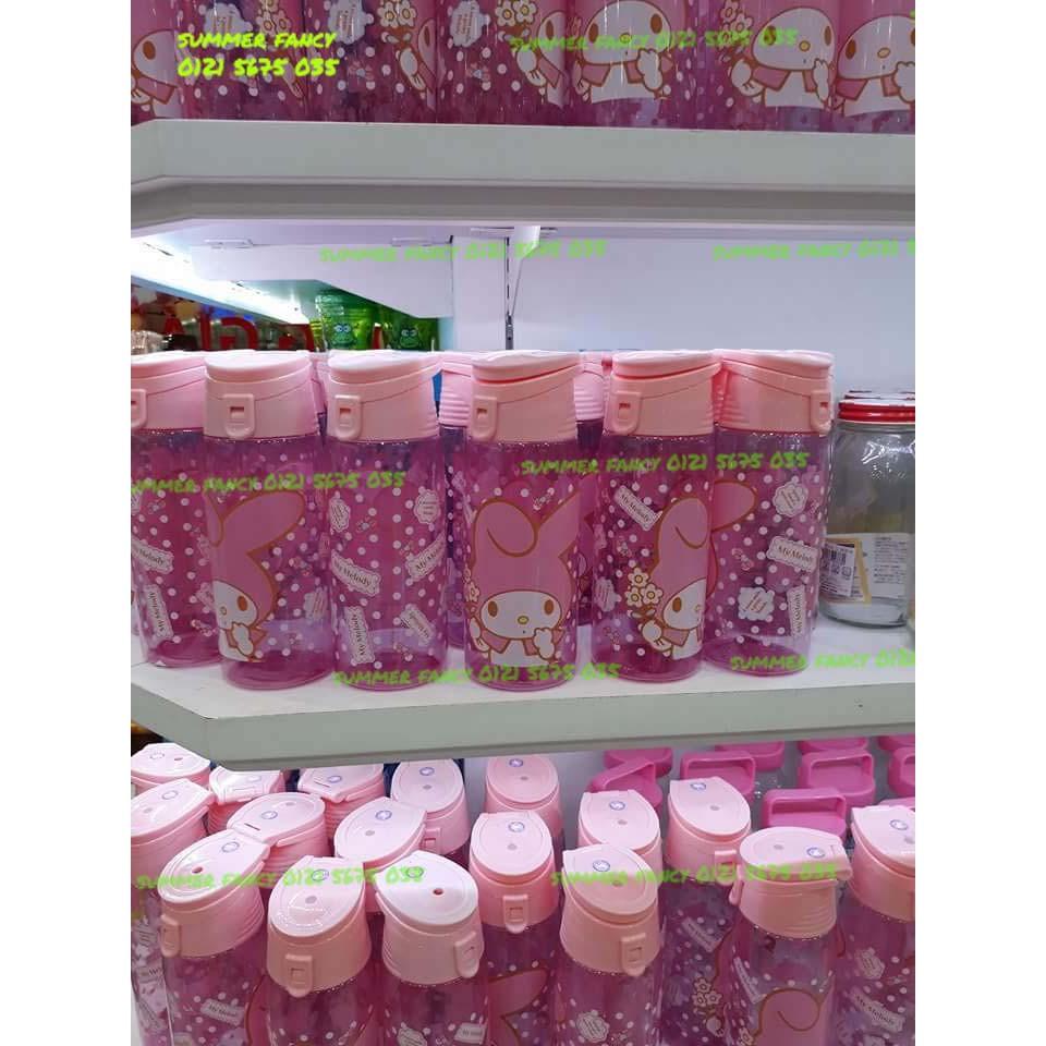 Bình nước My Melody 500ml màu hồng Water Bottle My Melody - 3016032 , 616327546 , 322_616327546 , 98000 , Binh-nuoc-My-Melody-500ml-mau-hong-Water-Bottle-My-Melody-322_616327546 , shopee.vn , Bình nước My Melody 500ml màu hồng Water Bottle My Melody