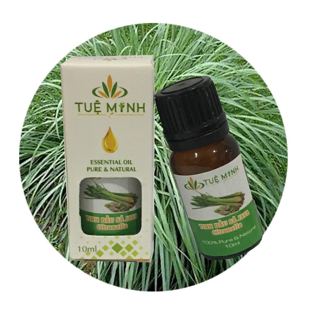 10ml tinh dầu sả java nguyên chất 100% giá rẻ nhất quả đất