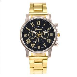 Đồng hồ nam Geneva g30 movt dây kim loại thời trang