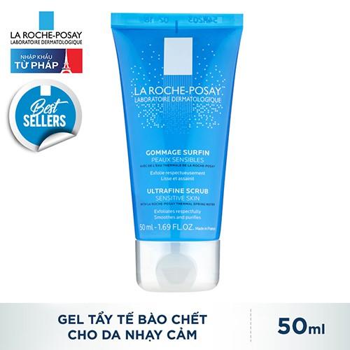 Gel Làm Sạch Tế Bào Chết La Roche Posay Dành Cho Da Nhạy Cảm Ultra Fine Scrub Sensitive Skin_3337872