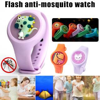(Hàng Mới Về) Vòng Đeo Tay Chống Muỗi Cho Trẻ Em