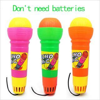 Echo Microphone Mic Voice Changer Toy Baby Kids Birthday Present