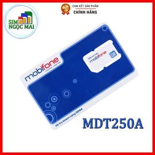 [CHỈ BÁN HÀ NỘI]Sim 4G Mobifone MDT250A Trọn Gói 12 Tháng Không Nạp Tiền