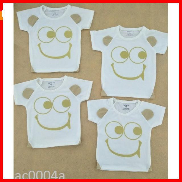 [ Big Sale ] áo trẻ em mẫu đôi mắt