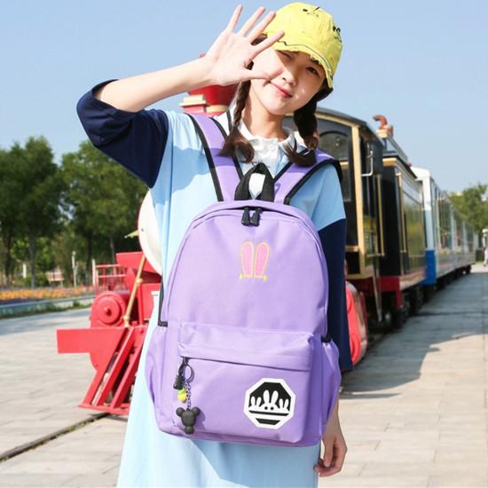 Balo đi học phong cách trẻ Hot Hàn Quốc 2018 Order