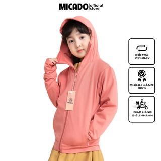Áo chống nắng thông hơi cho Trẻ Em vải kim cương cao cấp chống tia UV MICADO thumbnail
