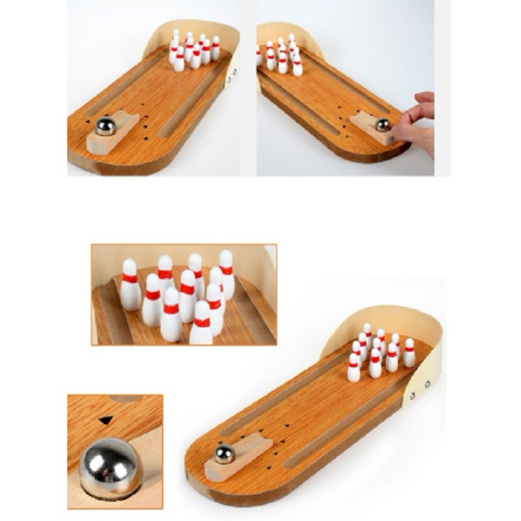 Bộ đồ chơi Bowling bằng gỗ giải trí phát triển trí tuệ cho bé - 3591880 , 1312435871 , 322_1312435871 , 108000 , Bo-do-choi-Bowling-bang-go-giai-tri-phat-trien-tri-tue-cho-be-322_1312435871 , shopee.vn , Bộ đồ chơi Bowling bằng gỗ giải trí phát triển trí tuệ cho bé