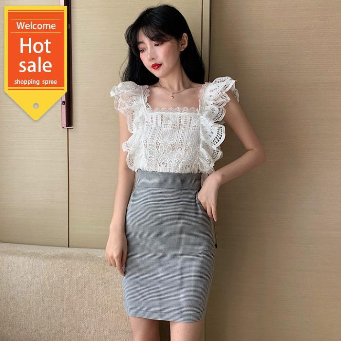 Set áo dài tay và chân váy họa tiết ca rô thời trang dành cho nữ - 14254826 , 2487534711 , 322_2487534711 , 236600 , Set-ao-dai-tay-va-chan-vay-hoa-tiet-ca-ro-thoi-trang-danh-cho-nu-322_2487534711 , shopee.vn , Set áo dài tay và chân váy họa tiết ca rô thời trang dành cho nữ