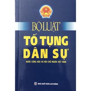 Sách - Bộ Luật Tố Tụng Dân Sự Nước Cộng Hoà Xã Hội Chủ Nghĩa Việt Nam
