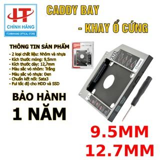 Caddy bay dùng thay thế ổ DVD để gắn thêm ổ cứng SSD thumbnail