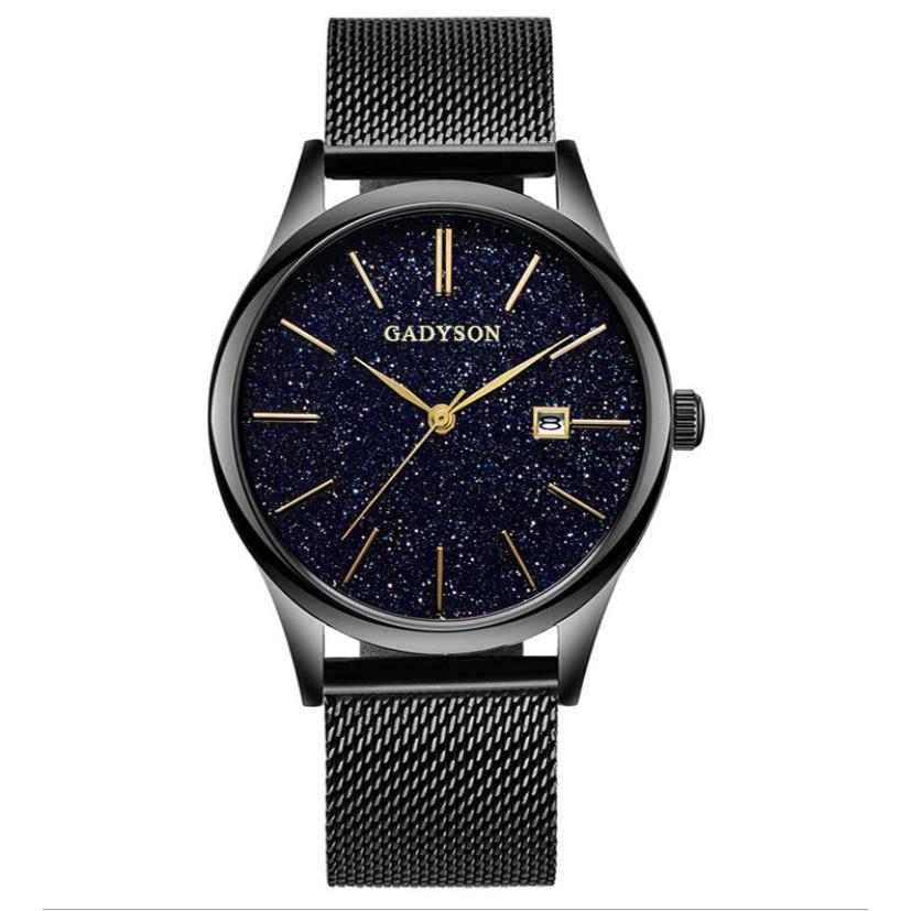 Đồng hồ nam Gadyson GDS (tặng kèm pin dự phòng)