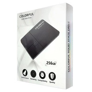 Ổ cứng SSD 2.5 inch Colorful SL500 256GB-bảo hành 3 năm SD06
