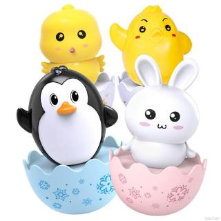 🎀Babytoys🎀Baby Tumbler Toy Lovely Cartoon Fun Toy For Kids