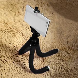 Chân đỡ điện thoại dạng bạch tuột tiện dụng cho máy ảnh/điện thoại