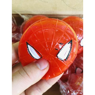 đồ chơi gudetama bóp trút giận siêu nhân nhện mã IGW43 T[ LẺ=SỈ ]