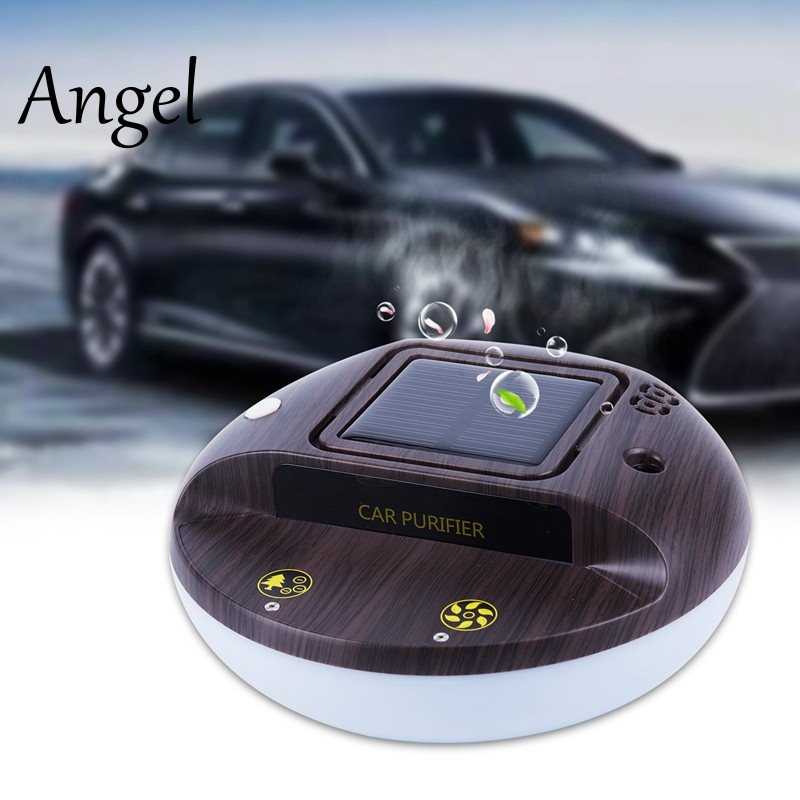 V1 car purifier LEXD lamp aromatherapy essential oil diffuser
