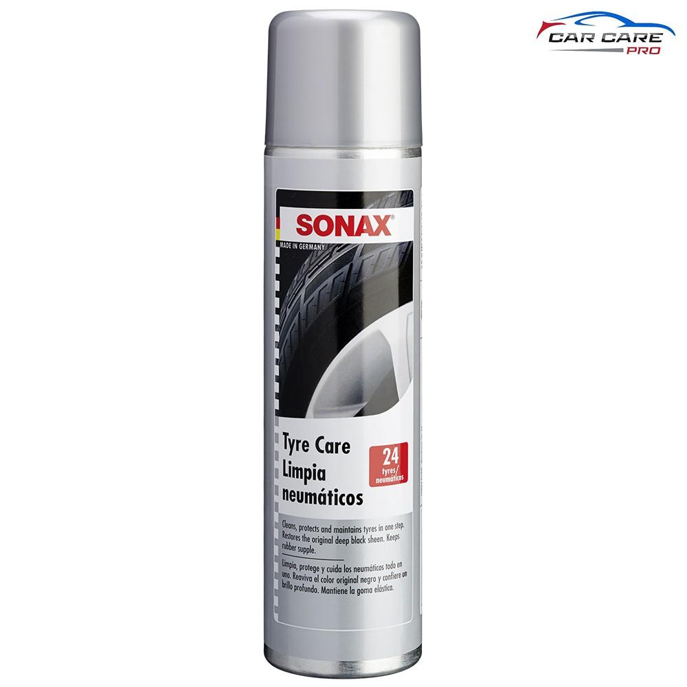 Xịt bóng bảo dưỡng lốp xe Sonax tyre care 400ml