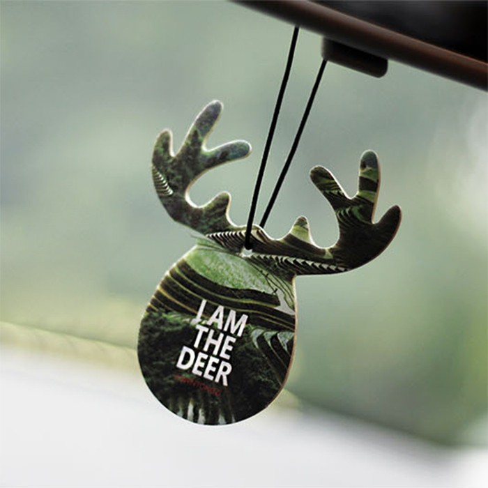 Trang Trí Deer Hương Thơm Ô Tô (Mẫu Ngẫu Nhiên)