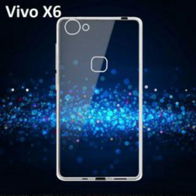 Ốp dẻo ViVo X6 silicon trong suốt