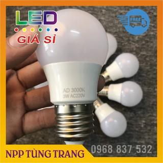 Bóng đèn led bulb 3w giá sỉ