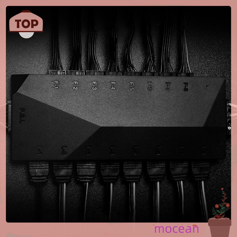Mocean Bộ Điều Khiển Quạt Tản Nhiệt Ha-02 5v 3 Pin