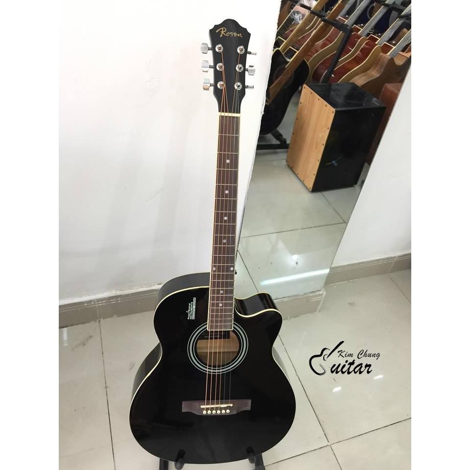 Đàn guitar acoustic Rosen R-125C