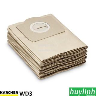 Bộ 5 túi lọc bụi Karcher WD3 - 6.959.130-0