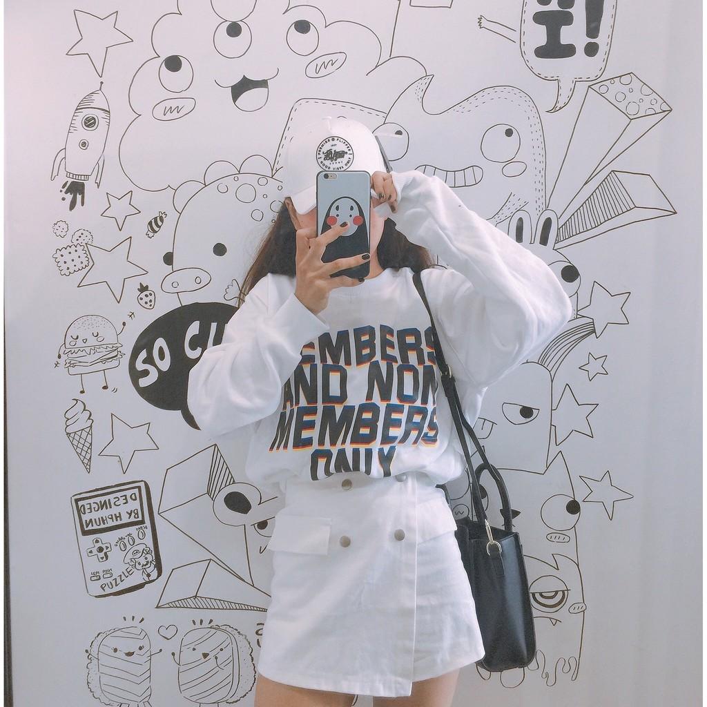[SWEATSHIRT] MEMBER ONLY - JIN (BTS)