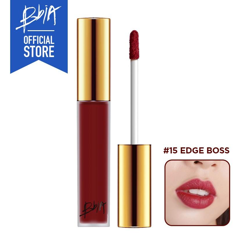 Son kem lì Bbia Last Velvet Lip Tint Version 3 (5 màu) 5g - Bbia Official Store