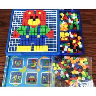 Ghép hình Sáng tạo Lego ngang
