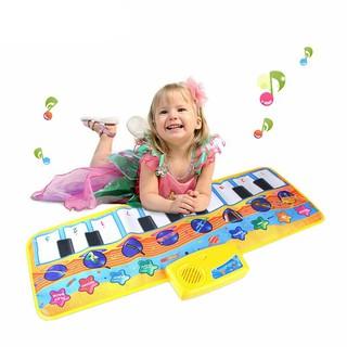 Thảm nhạc piano 80x28cm , đồ chơi cho bé
