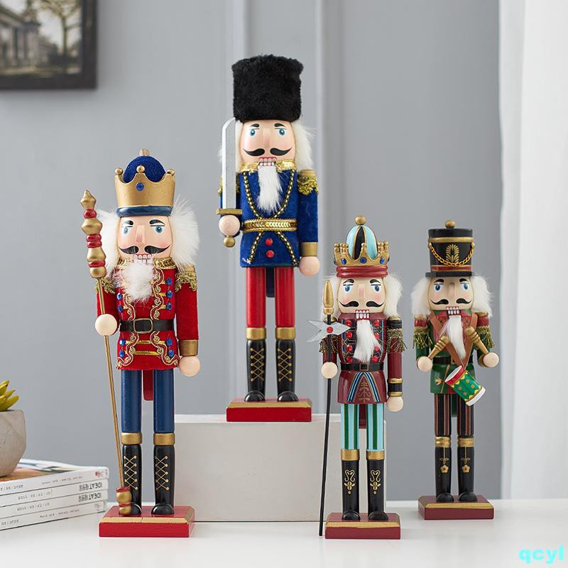 Nordic creative clothing store nutcracker decoration decorat