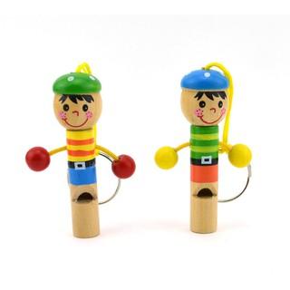 Còi gỗ cướp biển hoạt hình vui nhộn