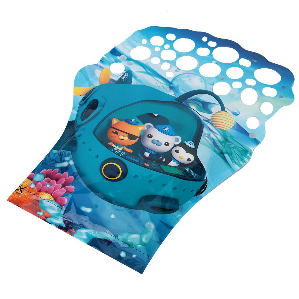 Havasshop 5PCS Cartoon Cute Portable Delicate Bubble Glove Toys For Children