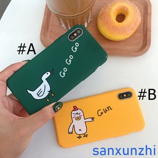 Iphone X/XS XR XS MAX 6 6s 6Plus 7 7Plus 8 8Plus Cartoon Hard Case Phone Cover