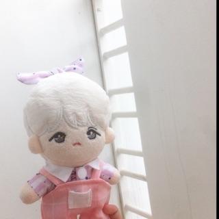 Doll bts Littlegi 15cm suga doll fansite