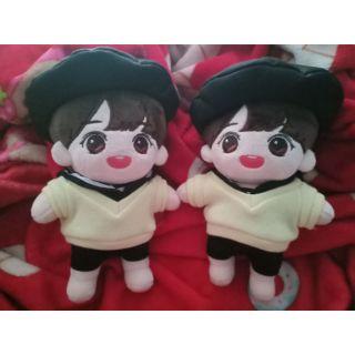 Doll JiHoon (20cm 2 fullset)