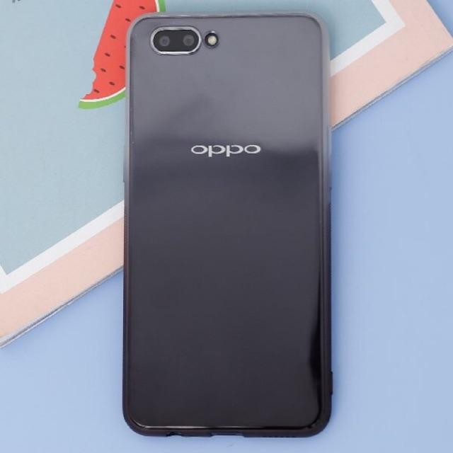Ốp dẻo Oppo A7,A3s,F1s,F3,F5,F7,F9 silicon trong suốt