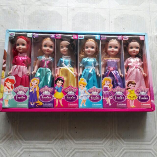 Sỉ bộ 6 công chúa