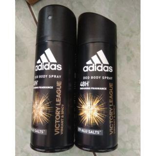 Xịt khử mùi Adidas 150ml