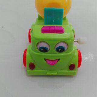 Đồ chơi mini xe vặn cót_ nhiều mẫu, nhiều màu