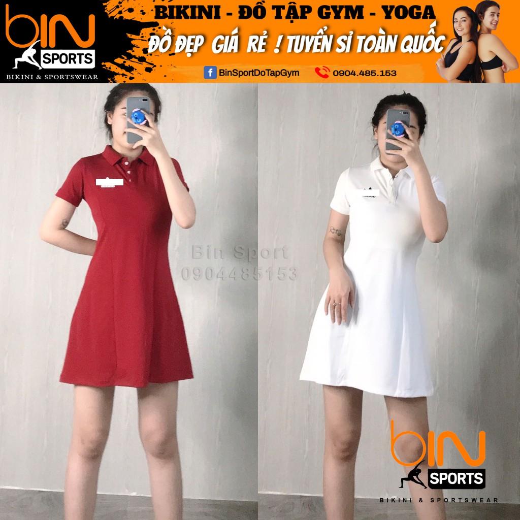 Váy Polo Tennis Bin Sports V001