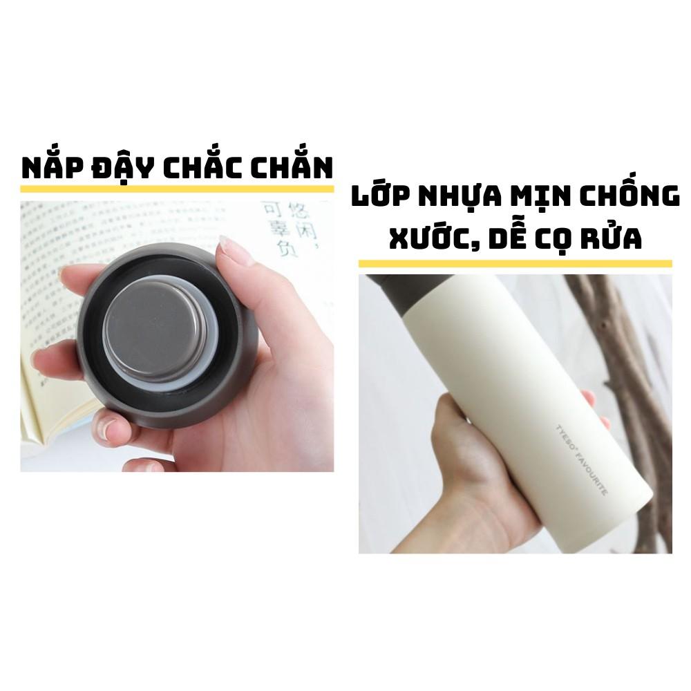 Bình Giữ Nhiệt Chất Lượng Cao Ruột Inox 500ml
