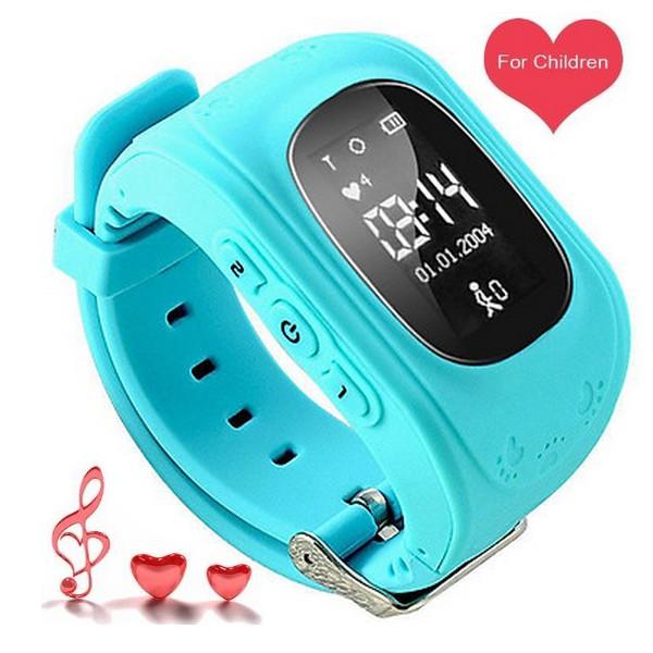 Đồng hồ thông minh định vị trẻ em Smat Watch Q50 Giám Sát Hoạt Động An toàn cho bé