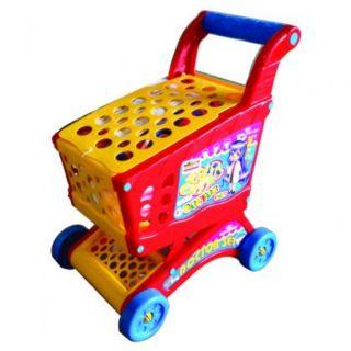 Bộ đồ chơi xếp hình xe đẩy