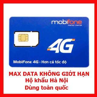 Sim 4G Mobifone VP51 – VPB51 Không Giới Hạn Tốc Độ Cao Chỉ 100.000 đ/ Tháng – Hàng Chính Hãng- Có Sẵn Tháng Đầu