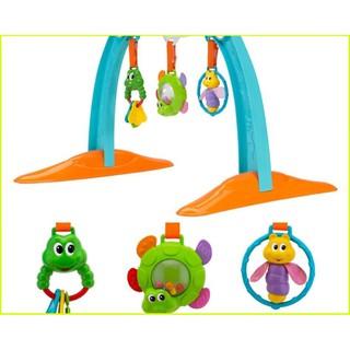 [Giá Siêu Hot] Kệ chữ A treo đồ chơi vườn thú vui nhộn thương hiệu Chicco
